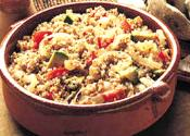 Kasha With Vegetables